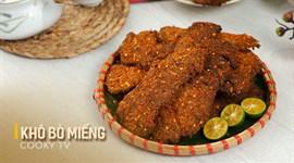 Khô Bò Miếng
