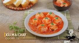 Xíu Mại Chay