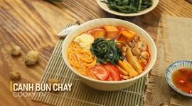 Canh Bún Chay