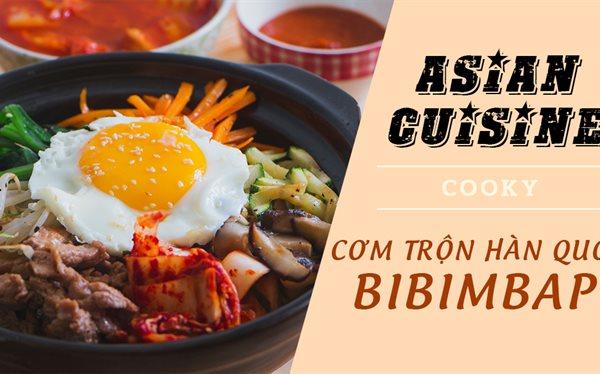 Cách làm cơm trộn Bibimbap