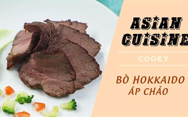 Cách làm thịt bò Hokkaido áp chảo - How to make Hokkaido Roasted Beef